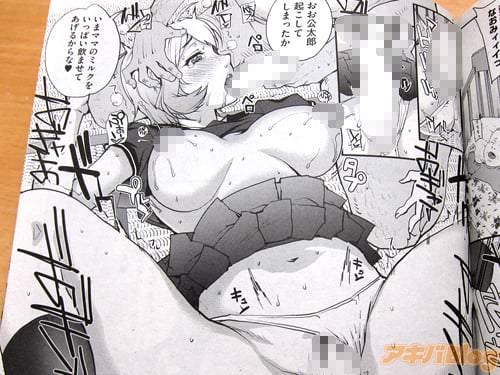 夏庵 シークレットギフト 「いまママのミルクを、いっぱい飲ませてあげるからな♥」 「ぷぁい♥」