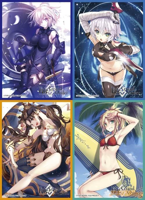 きゃらスリーブコレクションマットシリーズ「Fate/Grand Order」Part.2