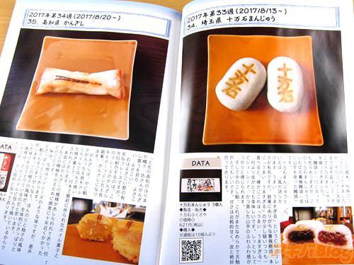 十万石まんじゅう(埼玉県)「蒸した山芋のふわふわ感がしっかりと感じられます」 かんざし(高知県)「餡子もそこまで甘くなく、ほんのりと柚子の風味がします」