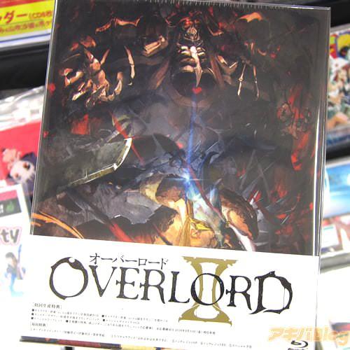 TVアニメ「オーバーロードII」BD1巻