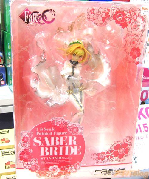 ホビーマックスジャパンから「Fate/EXTRA CCC セイバー・ブライド」フィギュア発売