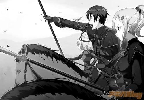 吉武の「無双系女騎士、なのでくっころは無い」イラスト