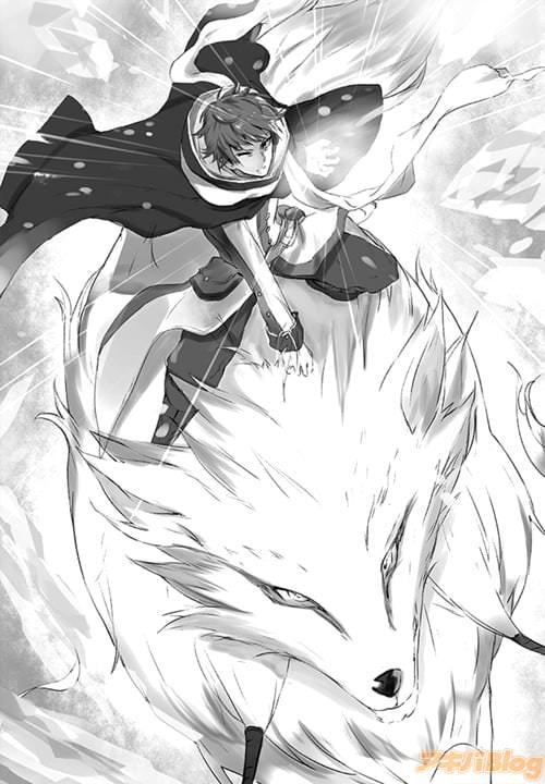 最強ドラゴンゾンビやヒドラと戦う「絶唱の天譴をもって、この世の不浄を凍氷せん!」