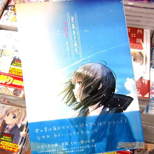 和遥キナ氏の作品集「青春女子高生 毎日JK企画」