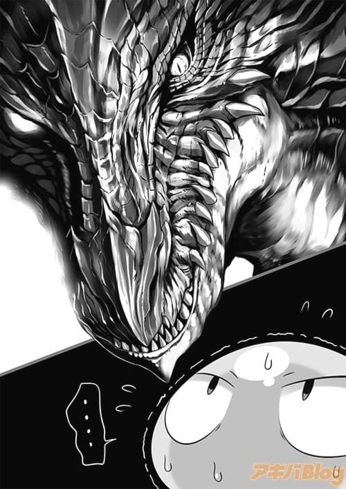 スライムなのにドラゴンの巣に生まれて、最強スライム(中身はドラゴン)に育てられてたんだ…!