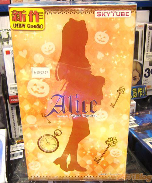 スカイチューブ 「Alice illustration by 深崎暮人」フィギュア