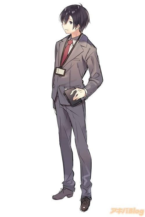 「入職したら年下上司と幽霊相手のお仕事でした」加藤小太郎