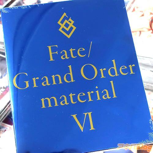 FGO設定資料集「Fate/Grand Order マテリアルVI」