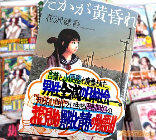 花沢健吾の漫画「たかが黄昏れ」1巻