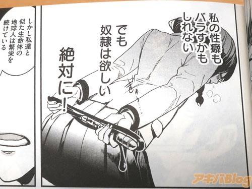 成城純子:SMプレイに憧れる女子高生「(私の性癖もバラすかもしれない。でも奴隷は欲しい。絶対に!)」