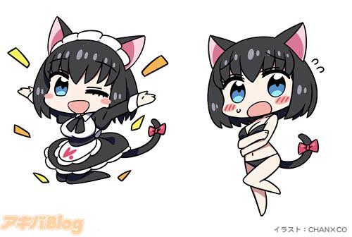 Komiflo新マスコットキャラクター「こみみちゃん」