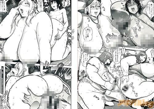 「ショタ喰い肉食肉弾女子」