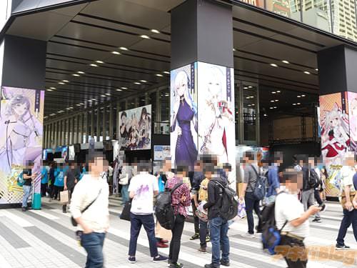 「アズールレーン 2nd Anniversary Fes.」ベルサール秋葉原会場の様子